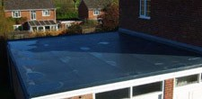 Felt and flat roofing