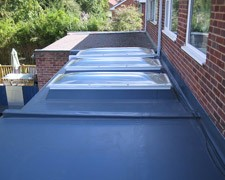 Flat roofing Leicester